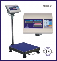 Prodejní váhy EXCELL DAP-60