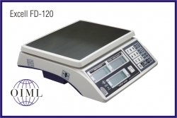 Váhy EXCELL FD-120