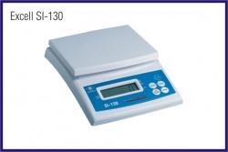 Váha EXCELL SI-130, váživost do 2,5kg nebo do 4kg.