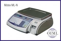 Váha MOTEX ML-N