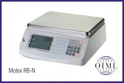 Váha MOTEX RB-N na monočlánky