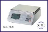 Prodejní váhy MOTEX RB-N