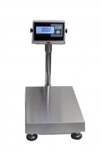 Váha nerez můstková MSS-HW do 300kg, 450x600mm