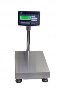 Váha nerez můstková MSS-PW do 60kg, 300x400mm