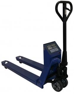 Paletový vozík s váhou PVV 205PC pro počítání kusů