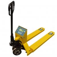 Paletový vozík s váhou PVV204-3000 do 3000kg