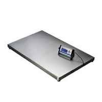 Průmyslová váha VET-300, váživost do 300kg