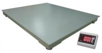 Váha průmyslová 1,5x1,5m s indikátorem CAS DH